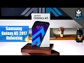 - Samsung Galaxy A5 2017 Unboxing + Hands On First Look