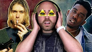 10 Songs with CREEPY Hidden Messages! pt. 2