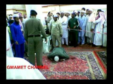 Death During Namaaz