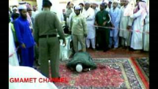 Repeat youtube video Death during Namaaz
