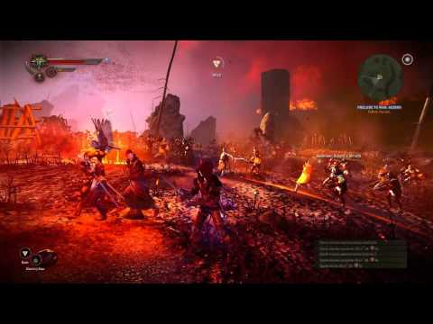 76. Let's Play The Witcher 2: Assassins of Kings - Prelude to War: Aedirn 2