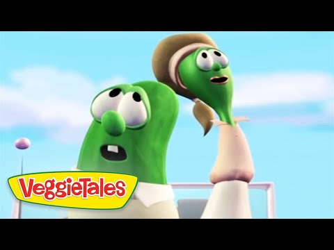 VeggieTales | SUV | Veggie Tales Silly Songs With Larry | Silly Songs