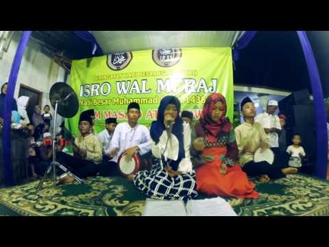 Marawis Ya Asyiqol Musthofa - 2017   MAPAN