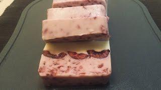 상큼한 트리플 체리 치즈케이크 만드는 법(노오븐). H…