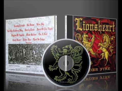 Lionsheart - Under Fire 1998 [Full Album]