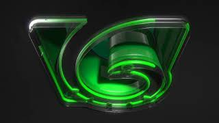 Glass Stroke Construction Logo | After Effects template