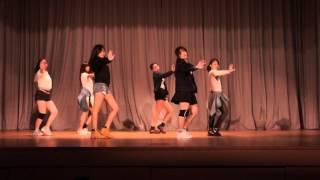 金文泰中學2015-2016年度 舞蹈比賽 4SVJ