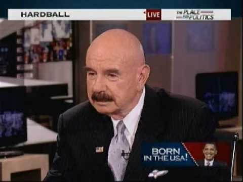 """Hardball"": Liddy Thinks Obama Is An Illegal Alien!"