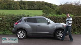 Nissan Juke SUV (2011-2014) review - CarBuyer