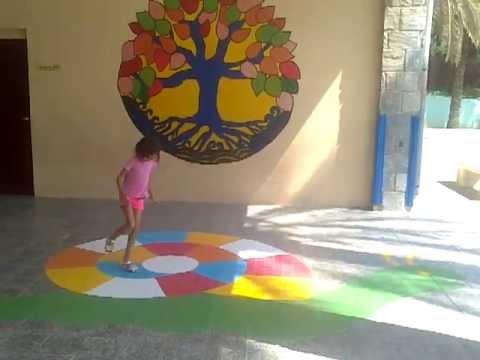 Con mi pap juegos en el suelo del colegio i youtube - Cojines gigantes para el suelo ...
