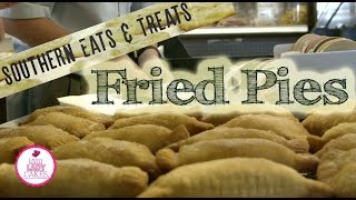 Fried Pies on the road in Texas | Southern Eats and Treats