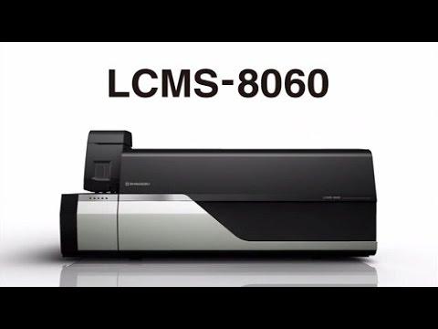 LCMS-8060 Triple Quadrupole Mass Spectrometer