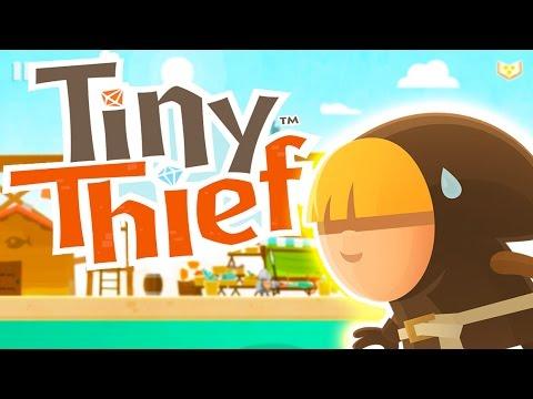 THE MOST CUTE KAWAII THIEF EVER - TINY THIEF