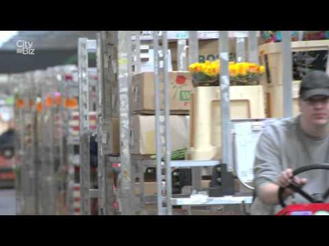 CityBiz Amsterdam: City Icon Timo Huges, CEO Flora Holland