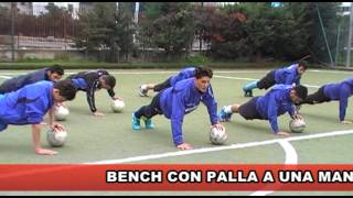 CORE TRAINING NEL CALCIO - Prof. Zichella Franco ( http://www.jfit.it/zichellafranco)