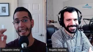 Entrevista con Rogelio Segovia y Alejandro Ureña.