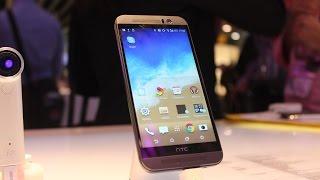 MWC 2015: Preview HTC One M9 - primele impresii