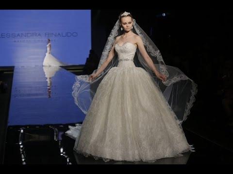 ANNA'S DRESS - ALESSANDRA RINAUDO BRIDAL COUTURE