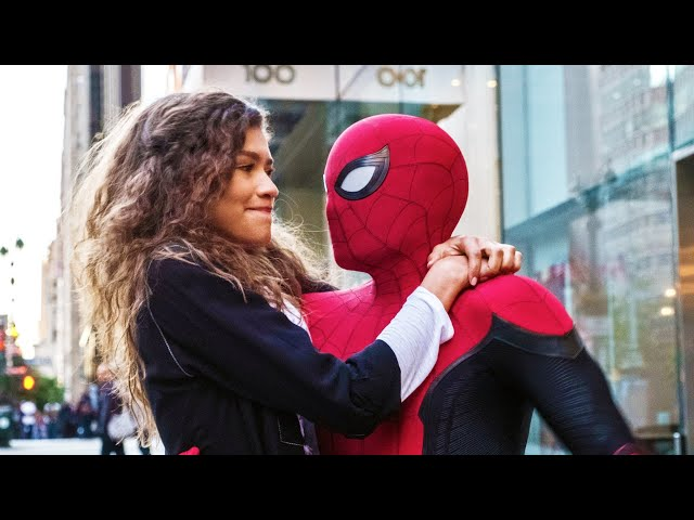 NEW Spider-Man Far From Home Extended Trailer #2