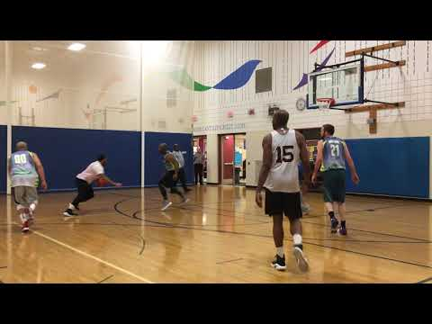Country Financial Basketball Playoff Game 2