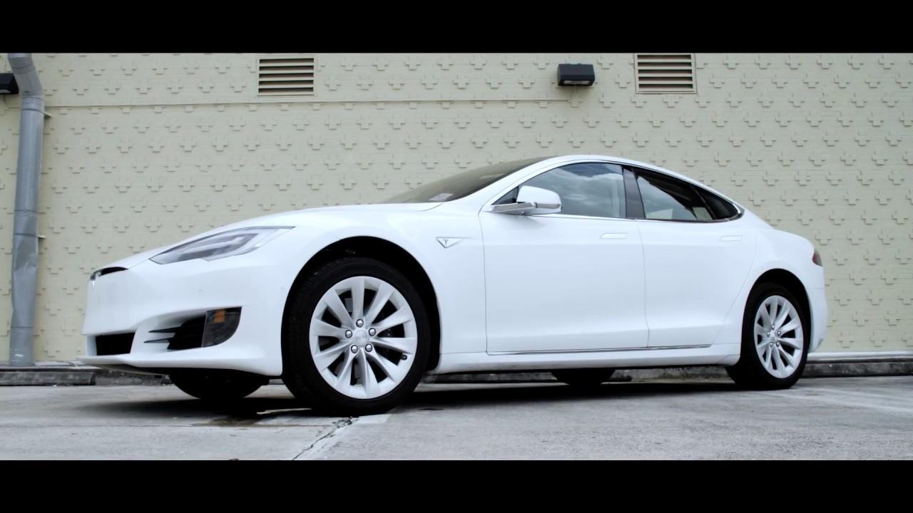 Tesla Model S Rebuild