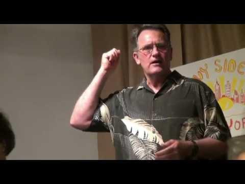 Freedom Socialist Presidential Candidate Stephen Durham