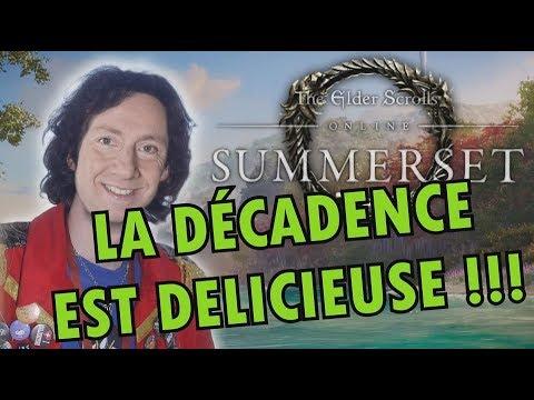 SECRETS D'HISTOIRE sur TESO : JE SUIS UN VRAI SORCIER !!! (Summerset) avec Krayn