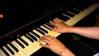 トライアルセッションの動画を聴いてピアノにしてみました。