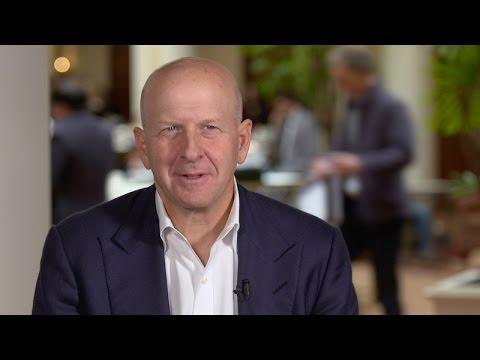 David Solomon on the Technology Landscape