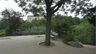 ビュット・ショーンモン公園(平成24年6月5日)