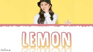 GFRIEND UMJI - LEMON (By Kenshi Yonezu) Cover Lyrics [Kan/Rom/Eng]