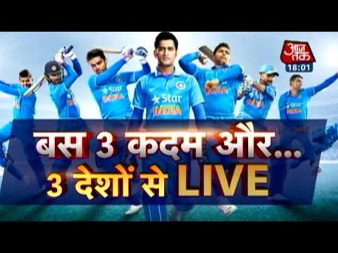 ICC World Cup 2015: Live From Three Nations