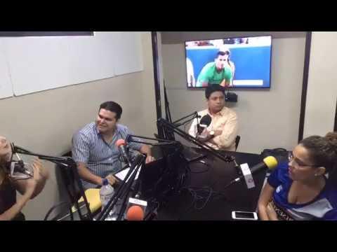 AL CAER LA TARDE: EDICION #59, 27.03.2017, CON ALONDRA SANTIAGO POR RADIO I99 GUAYAQUIL ECUADOR