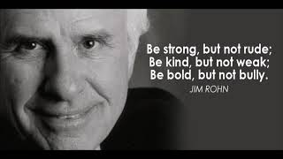 Jim Rohn: The Mindset And Attitude Of Thinking Wealthy