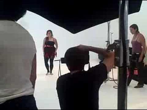 KayCee Stroh Dance Spirit cover shoot HSM3