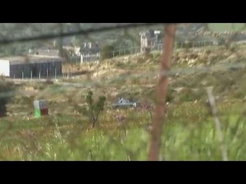 Patrolling Israel