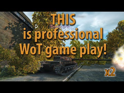 THIS is professional WOT game play! Decha + forbidden35 [FAME]