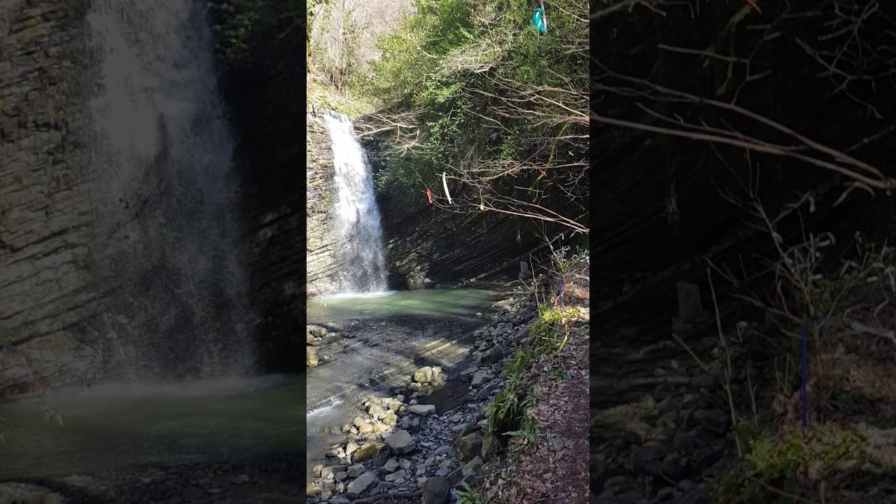 Ущелье ведьм в Сочи, водопад Любви - YouTube