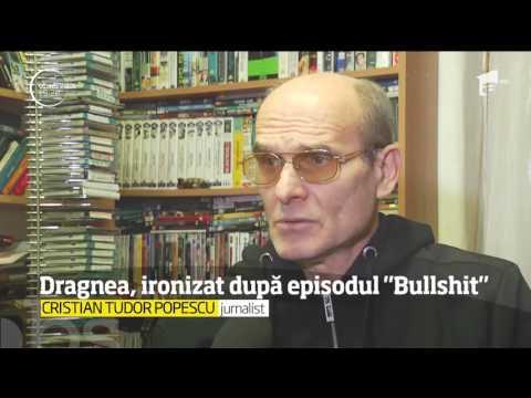 "Liviu Dragnea, ironizat după episodul ""Bullshit"""
