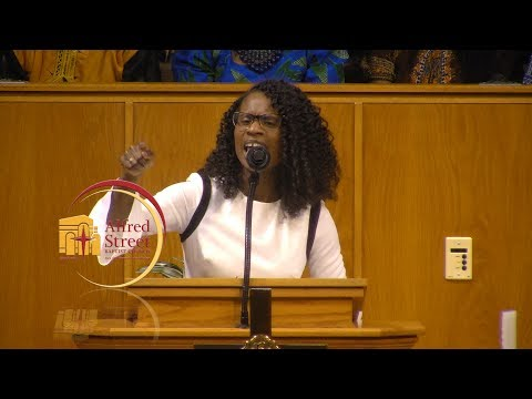 """February 18, 2018 """"Won't He Do It"""", Sister Jessica Anderson"""