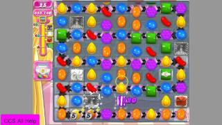 Candy Crush Saga Level 1023 No Boosters