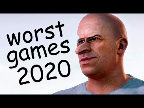10 Games That SUCKED in 2020
