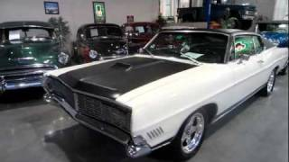 SOLD 1968 Galaxie 500 Fast Back For Sale, Passing Lane Motors, Classic Cars