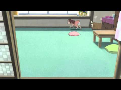 Ookami Kodomo No Ame To Yuki Yuki scene