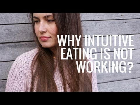 Intuitive Eating Will Not Work If You Have THIS Mindset