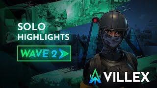 Atlantis Villex Ranked 1# Greece Player Solo Highlights Wave 2