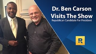 Dr. Ben Carson visits The Dave Ramsey Show