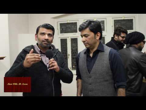 Sajjad Ali interview: Stars with Ali Azeem