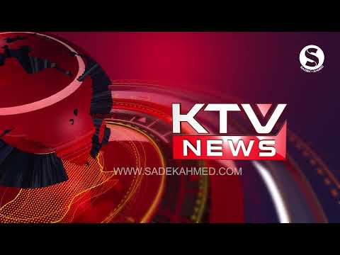 News openner Motion graphics | for KTV | by SADEK AHMED