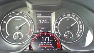 320HP Honda Civic Type-R best driving dynamics vs Škoda Octavia VRS APR1